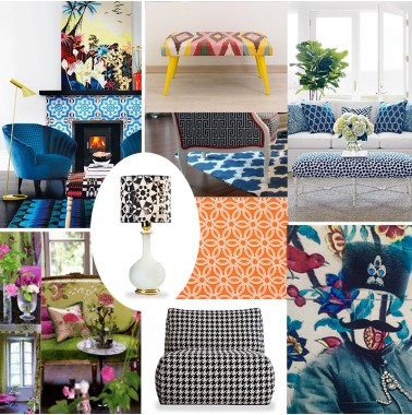How to mix and match pattern like a professional